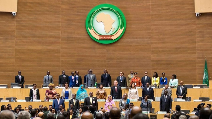 Encerrada a 30ª Cúpula da União Africana