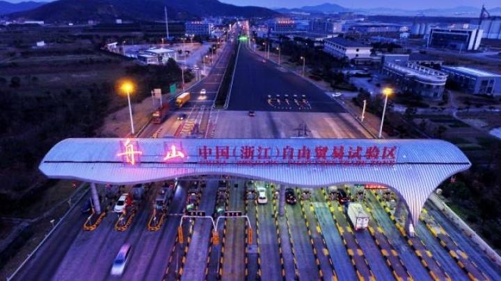 China reforça reforma da zona de livre comércio