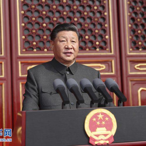 Xi Jinping destaca que nenhuma força pode impedir avanço da China 2